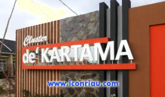 CLUESTER DE KARTAMA LETTER GALVANIS