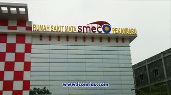 RS SMEC PEKANBARU Jl. Arifin Ahmad, Tengkerang Tengah, Marpoyan Damai, Kota Pekanbaru, Riau 28125