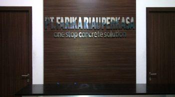 letter stainless pt farika